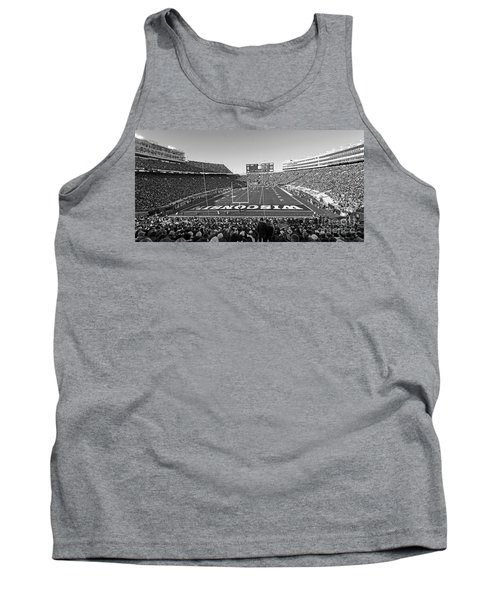 0095 Bw Camp Randall Stadium Tank Top