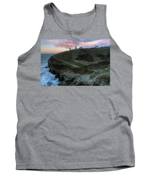Anvil Point - England Tank Top
