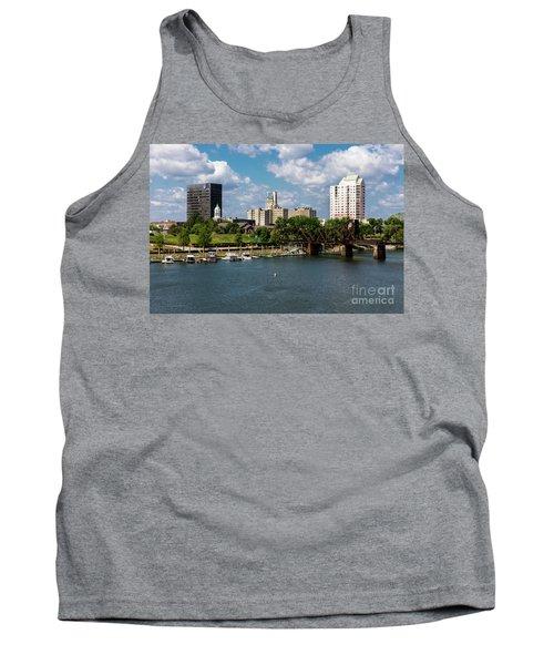 Augusta Ga - Savannah River Tank Top