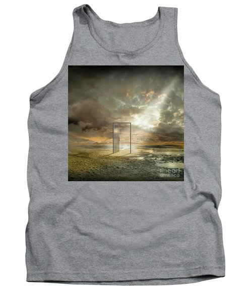 Behind The Reality Tank Top