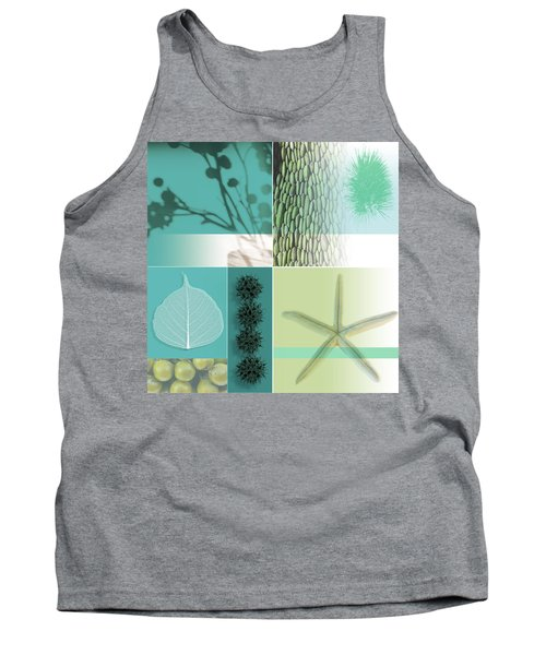 Cipher I Tank Top
