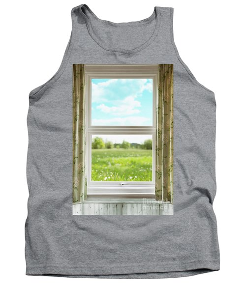 Country Window Tank Top