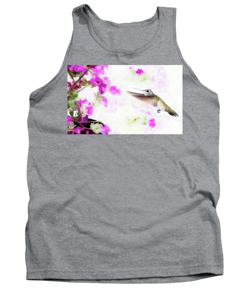 Hungry Hummer Tank Top
