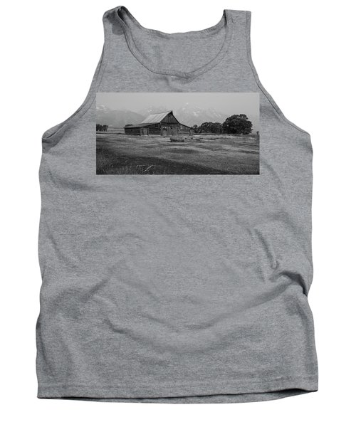 Mormon Barn Tank Top