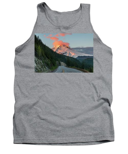 Mount Hood Tank Top