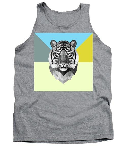 Party Tiger Tank Top