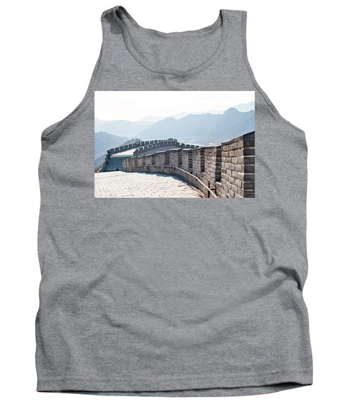 The Great Wall Of China Tank Top