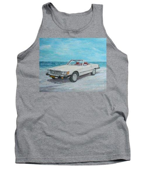 1979 Mercedes 450 Sl Tank Top