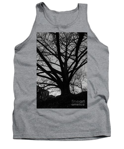 Tank Top featuring the photograph Inwood Ginkgo  by Cole Thompson