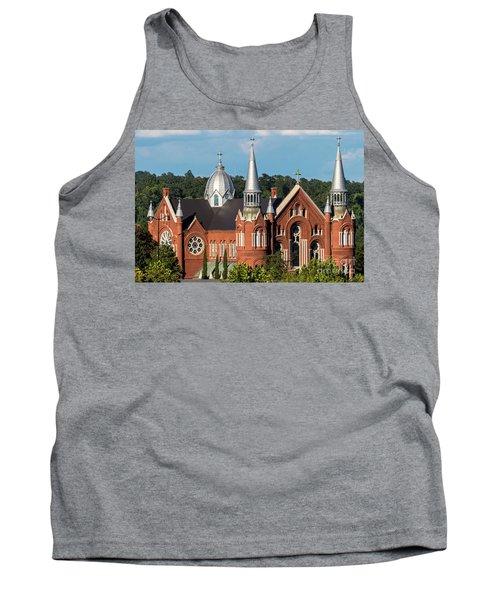 Sacred Heart Cultural Center - Augusta Ga Tank Top
