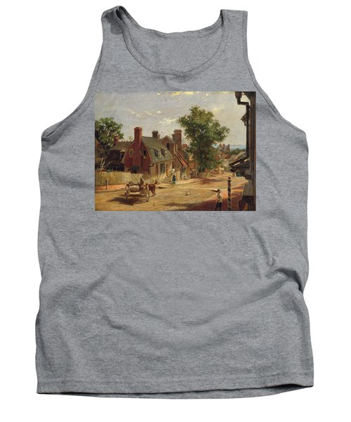 Old Annapolis, Francis Street Tank Top