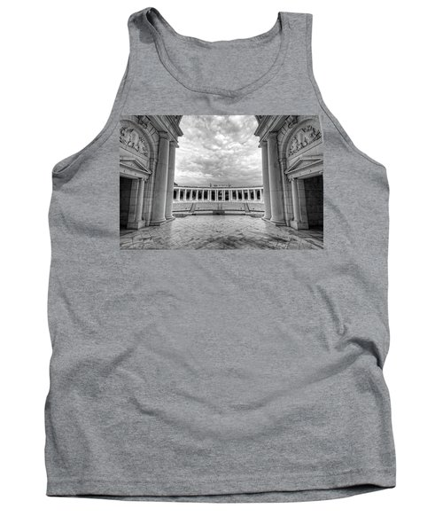 Arlington National Cemetery Memorial Amphitheater Tank Top