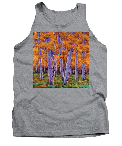 A Chance Encounter Tank Top