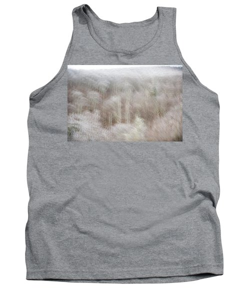 A Ghost Of Trees Tank Top