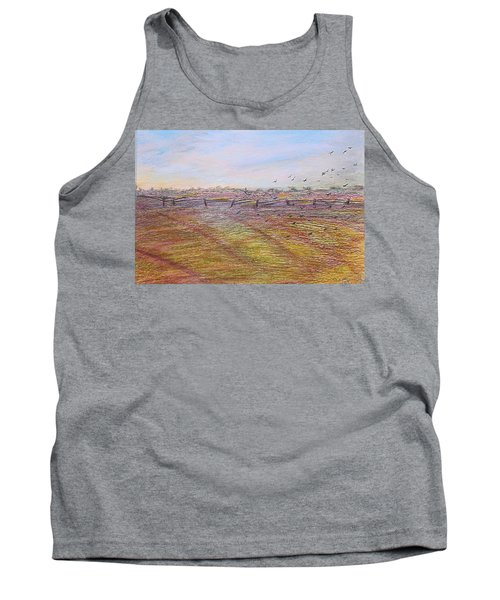 After The Harvest Tank Top