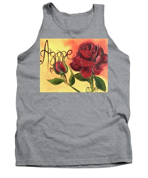 Agape Love Tank Top