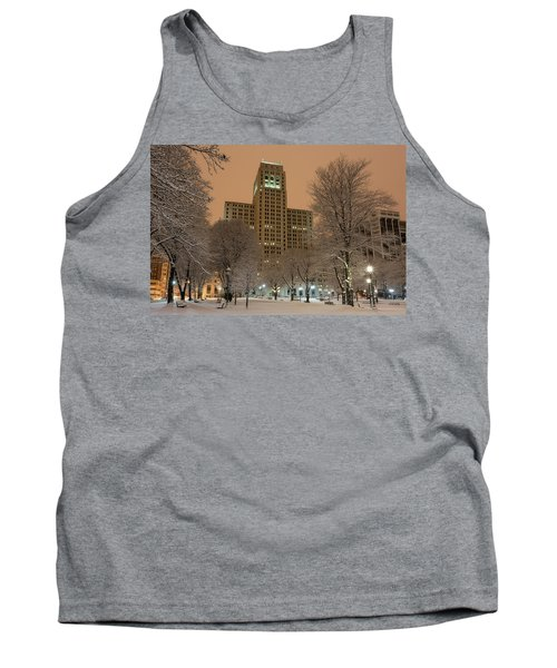 Alfred E. Smith Building Tank Top