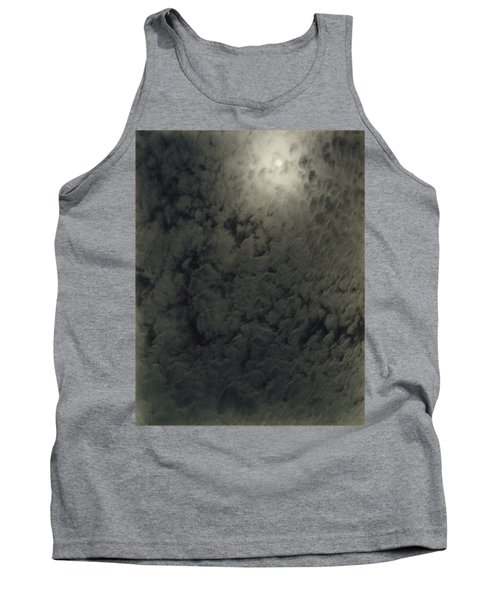 Alfred Stieglitz  So Subtle That It Becomes More Real Than Reality Tank Top