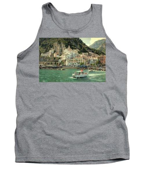 Amalfy Tank Top