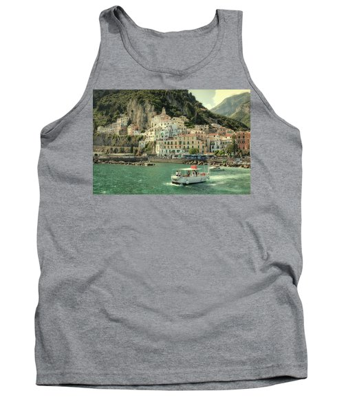 Amalfy Tank Top