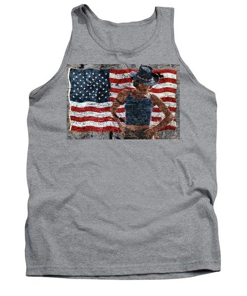 American Woman Tank Top