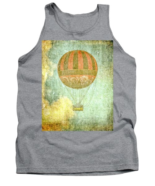 Among The Clouds Tank Top