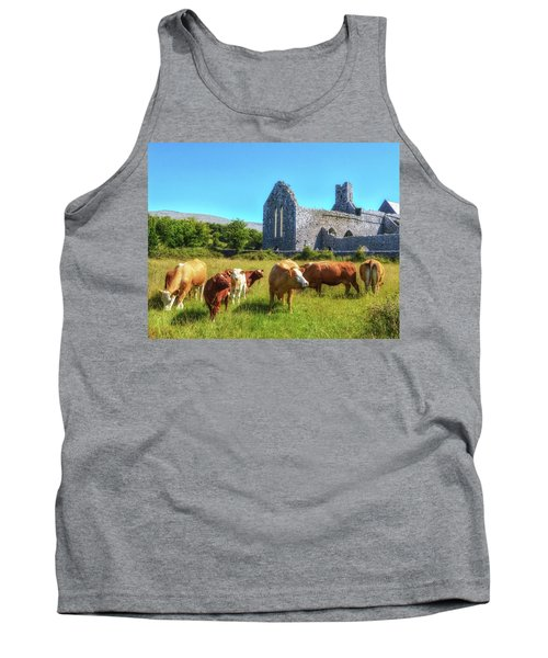 Ancient Cows Tank Top