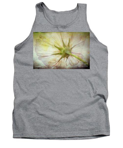 Ancient Flower Tank Top