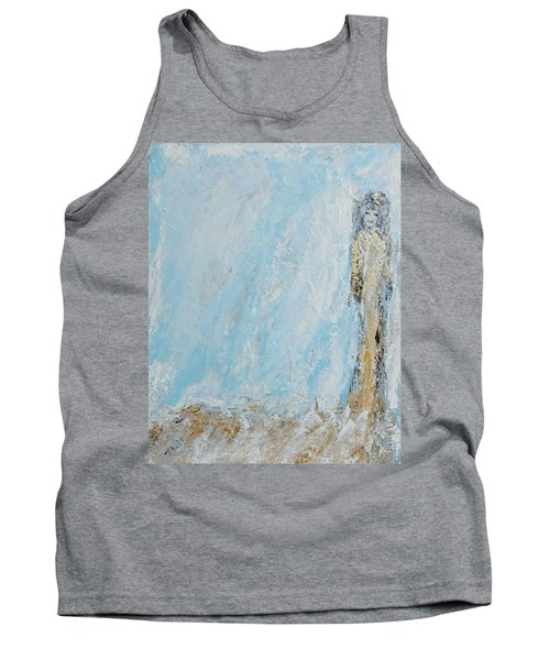 Angel For The New Year Tank Top