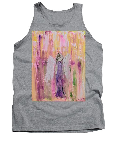 Angel In  Paradise Tank Top