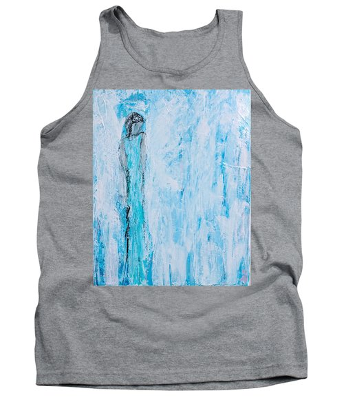 Angel Of Dreams And Hope Tank Top