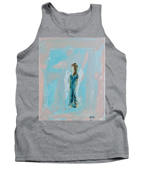 Angel With Character Tank Top