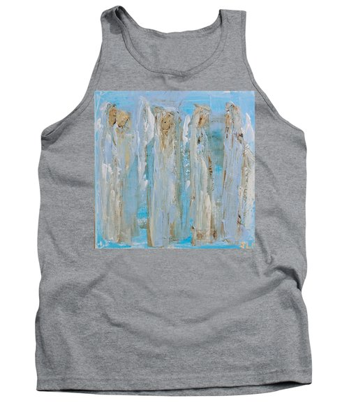 Angels Coming Together Tank Top