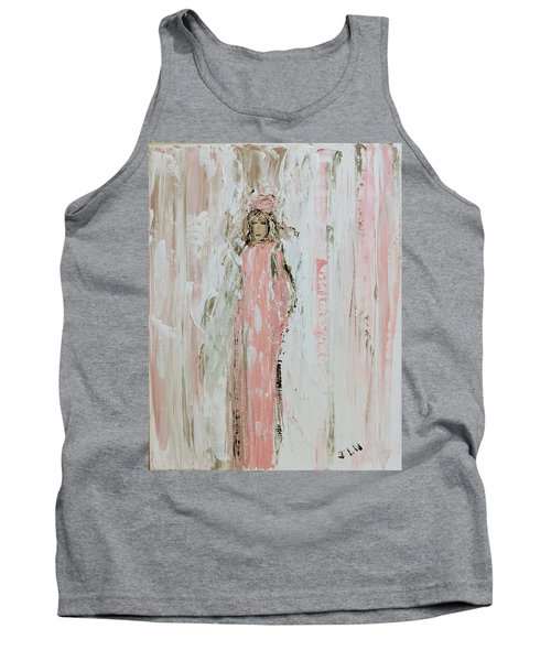 Angels In Pink Tank Top