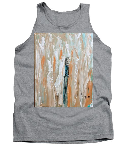 Angels In The Midst Of Every Day Life Tank Top