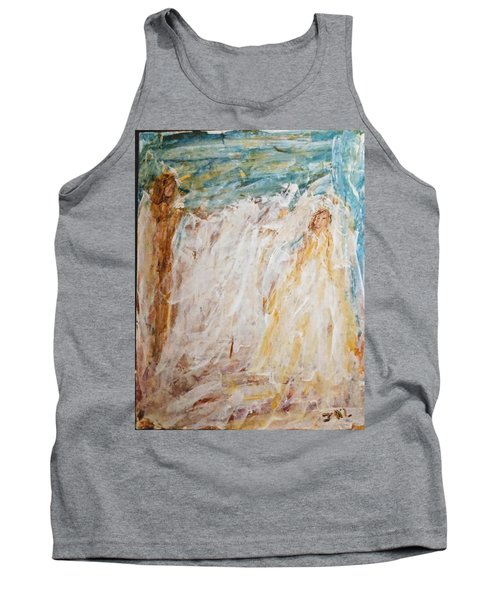 Angels Of Peace Tank Top