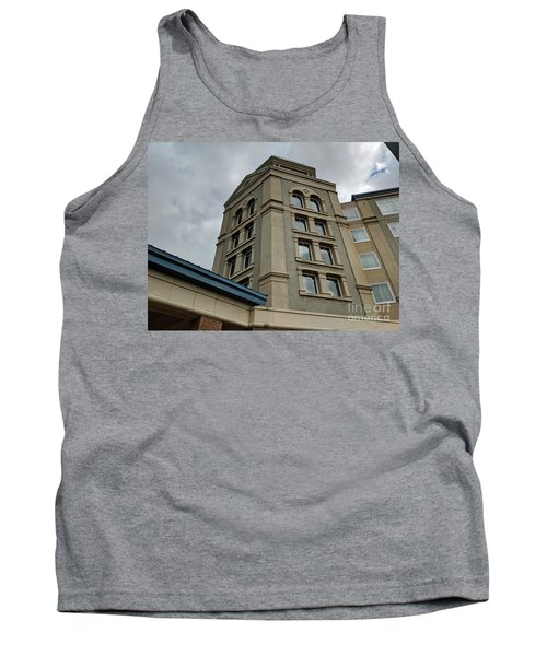 Architecture In The Clouds Tank Top