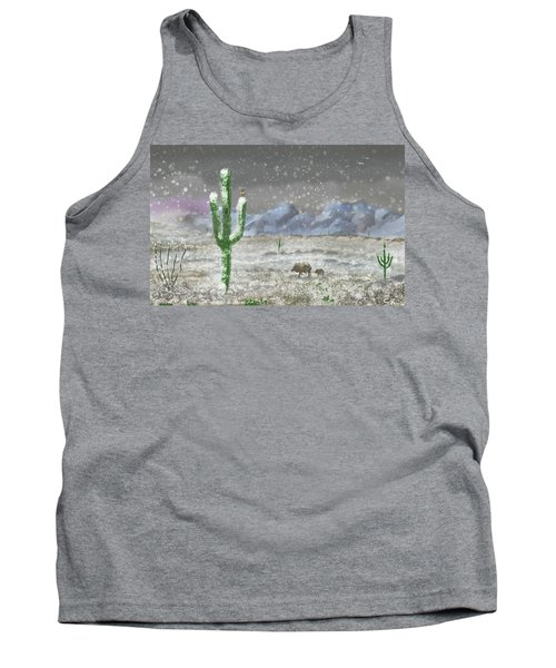 Arizona Blizzard Tank Top