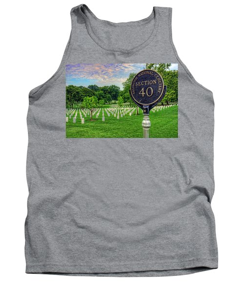 Arlington National Cemtery Tank Top