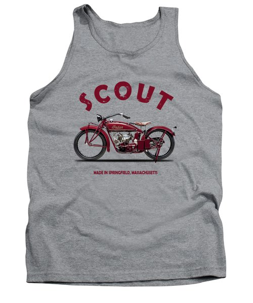 The Scout 1924 Tank Top