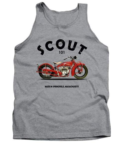 The Scout 101 1929 Tank Top