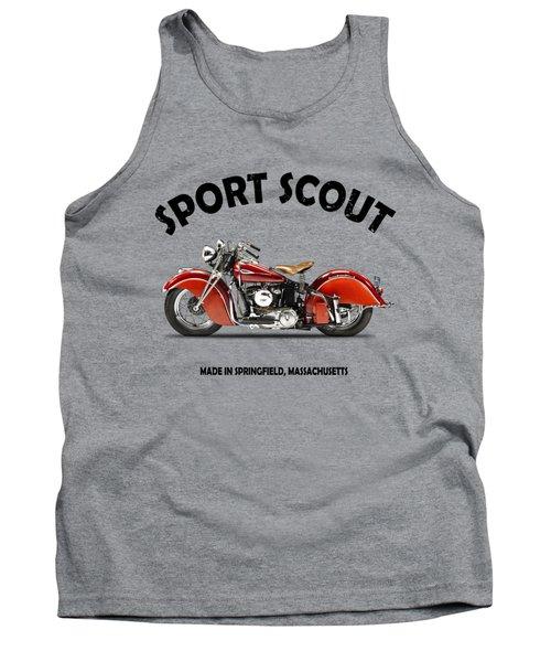 Sport Scout 1940 Tank Top