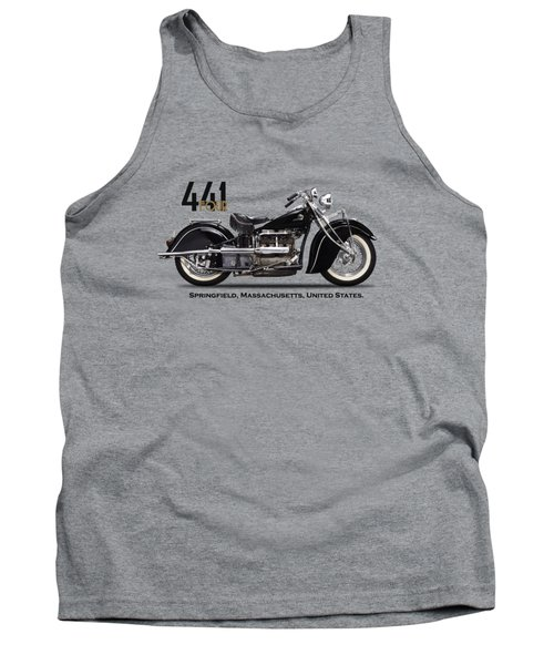 The 441 Four 1938 Tank Top