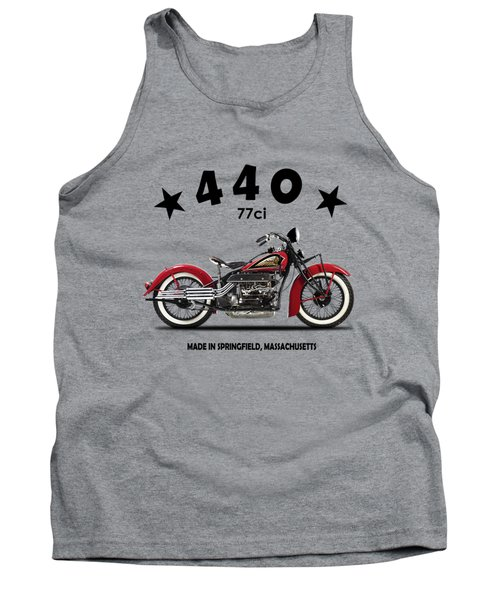 The Indian Four 1940 Tank Top
