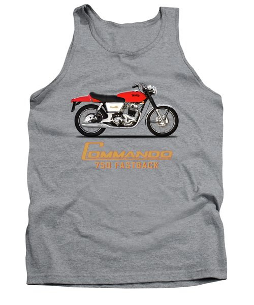 Norton Commando Fastback Tank Top
