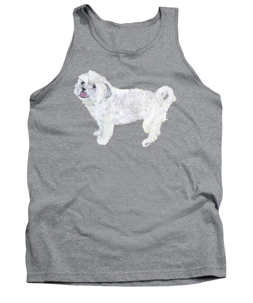 Patches Just For You Tank Top