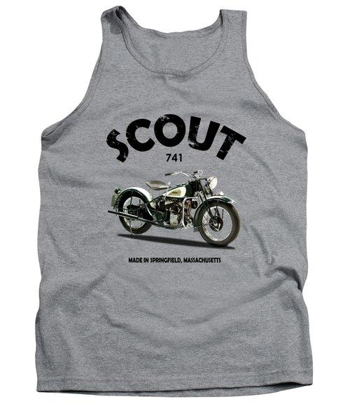 Scout 741 1941 Tank Top