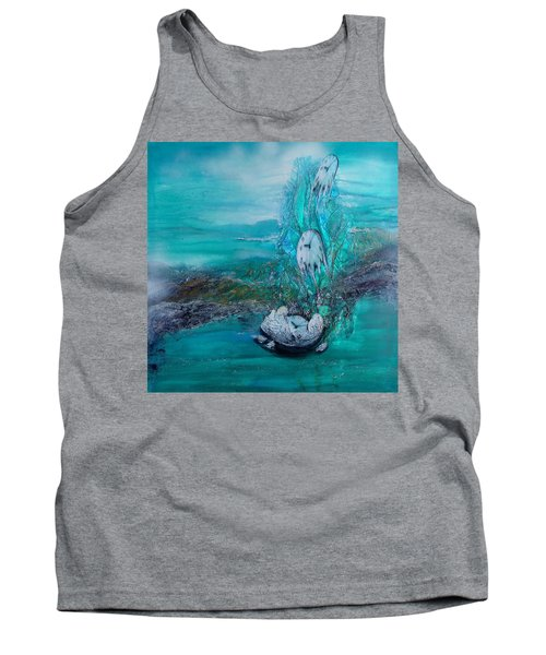 Flying Watches - As Time Goes By Tank Top