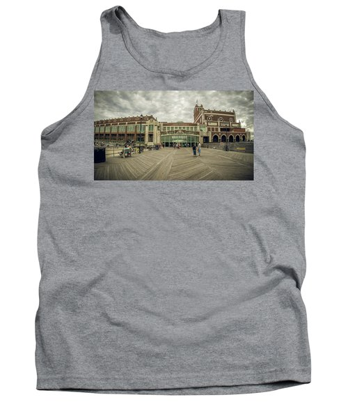 Asbury Park Convention Hall Tank Top