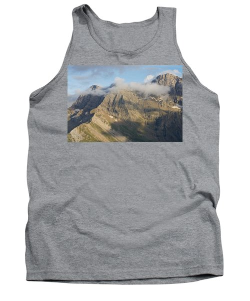 Astazou And Marbore Tank Top